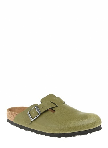 Birkenstock Terlik Yeşil